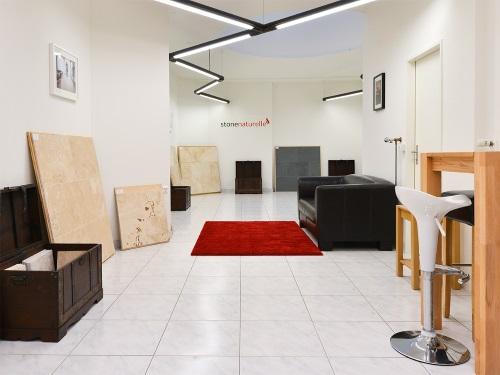 Showroom Basel Innenansicht